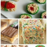 With spins on the traditional Rice Krispie Treat, these 15 Rice Krispies recipes take this classic dessert to the next level.