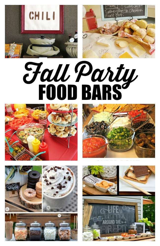 Thinking of hosting a party this autumn? Fun and simple fall party ideas. From a cleaning checklist to food bar ideas, you'll be inspired to throw a fall outdoor party!
