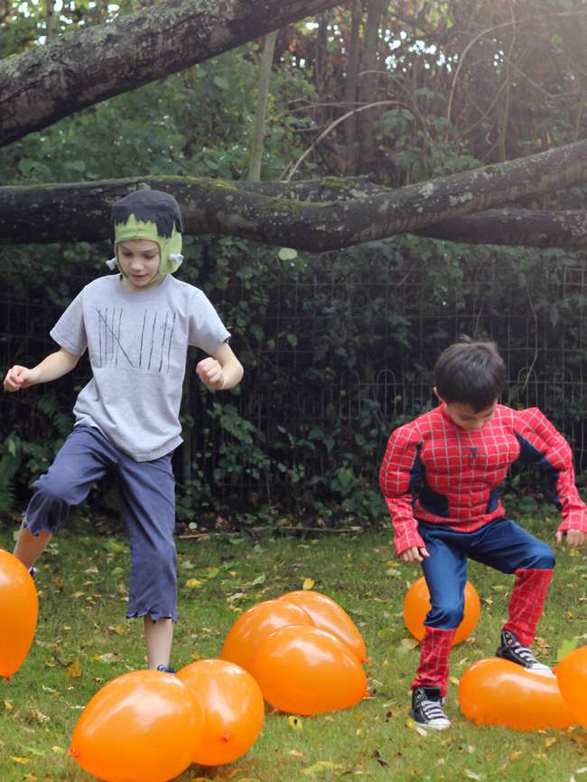 Pumpkin Patch, Games, Prizes and Fun
