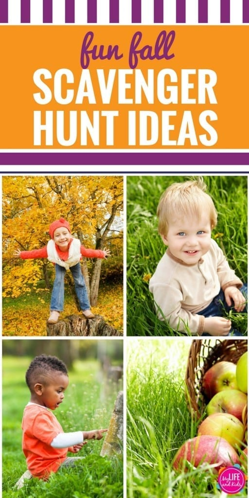 If your family loves fall, then they're really going to love these fall scavenger hunt ideas. An autumn scavenger hunt for kids is the perfect way to get out, explore and enjoy the cooler temperatures.