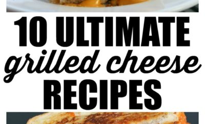 From grilled cheese roll ups to pizza grilled cheese and even lasagna grilled cheese, I'm sharing the very best easy grilled cheese sandwich recipes. You'll love these comfort food recipes, and your family will too. Guacamole grilled cheese? Don't mind if I do.