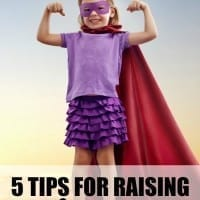 Part of the challenge of raising daughters is ensuring they have a healthy dose of self esteem. So how do we ensure our girls grow up strong, secure and confident? Five self confidence tips for girls. These great ideas, tips and even self esteem activities for girls will help ensure that your daughter grows up to be a confident woman.