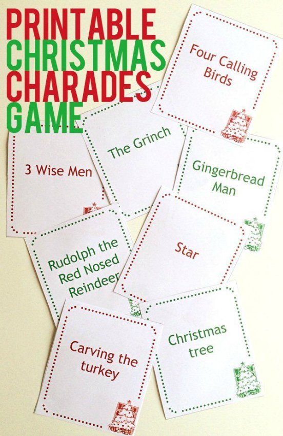 Looking for more awesome Christmas games for the kids? Check out these 30 Christmas games! These are perfect for family gatherings, winter boredom busters, or classroom parties!