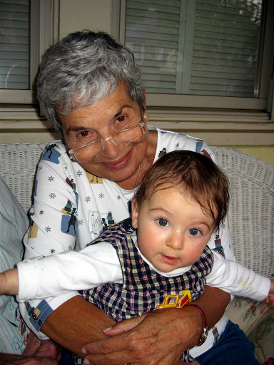 Meemaw and Miles