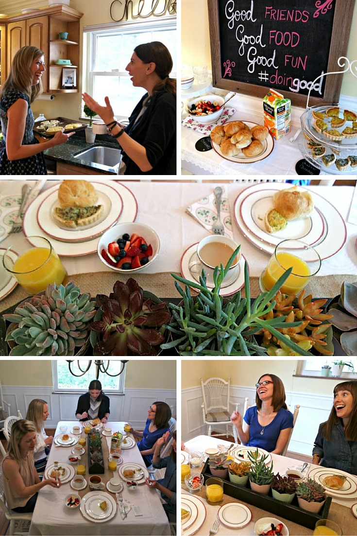 Thinking about hosting brunch? These great brunch ideas will help you find themes, choose a menu and narrow down recipes. Use this brunch idea to be inspired to host one of your own! doingood