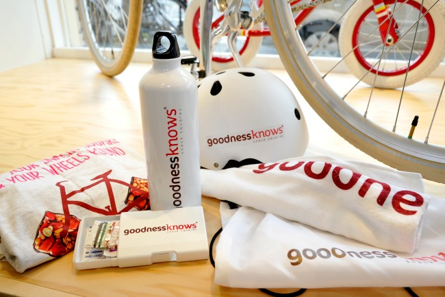 Goodnessknows giveaway