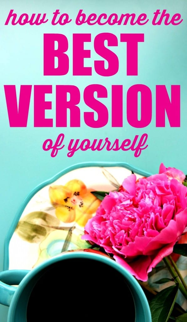 Put away the self help books and the personal development activities. If you're really looking to make life changes and become your best self - but you don't want to invest in counseling - I highly recommend using these tips to become your best self. I am blown away by the changes in my life!