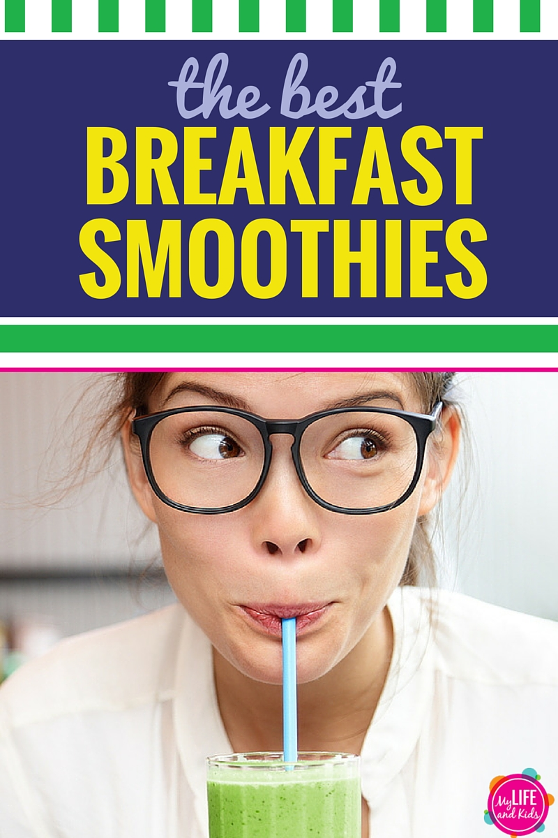 Best Breakfast Smoothies
