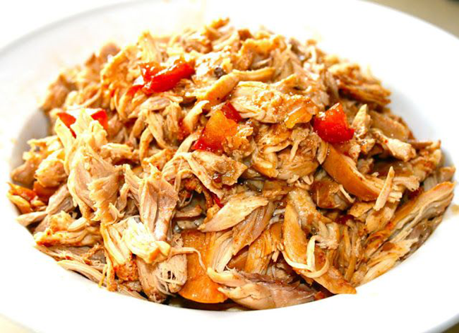 Clean Eating Slow Cooker Italian Chicken copy