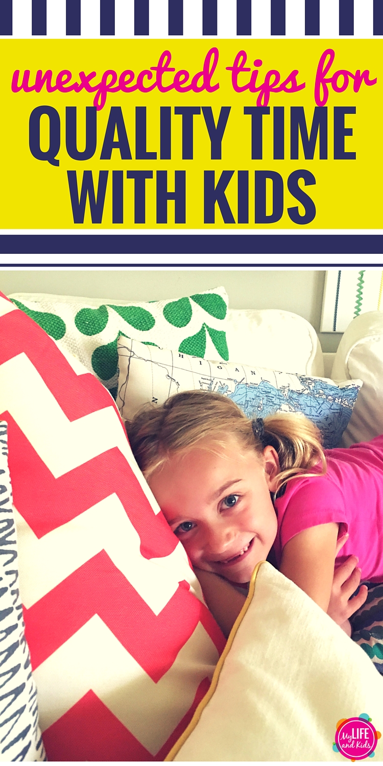 Parenting doesn't have to be hard. If you're looking for ways to spend quality time with your kids, you'll love these simple ideas to help you bond with your children. Whether you have boys or girls, they'll love these simple, quality time activities. A must read for moms.