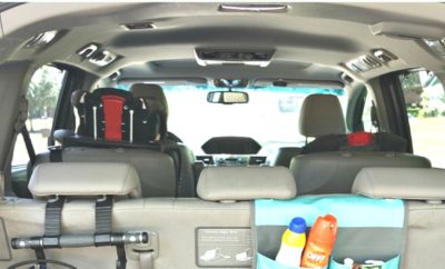 I finally decided to get my life together and get my minivan organized. Looking for organization ideas for the car? I'm sharing what works for me (including the cupholders) as well as the supplies I always have on hand for my family. OFFAlwaysOn Partner.