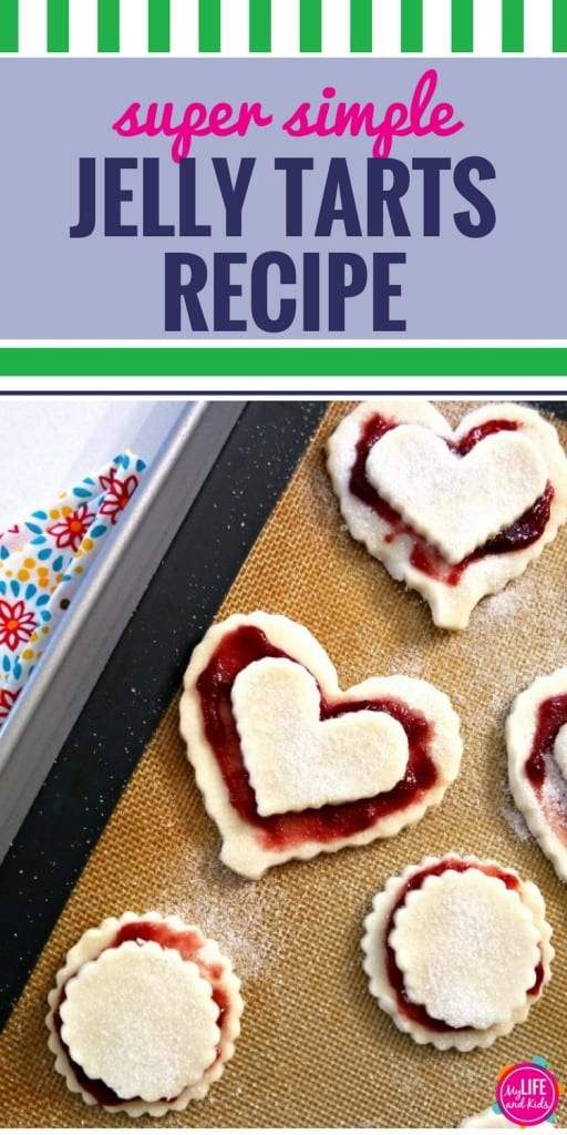 Looking for a super simple and delicious dessert recipe? You will love my great-grandmother's jelly tarts. This easy recipe uses a pie crust recipe that has been in my family for over 100 years. Simply roll it out, add jelly and bake. This will quickly become a family favorite - and super easy to whip up for the holidays.