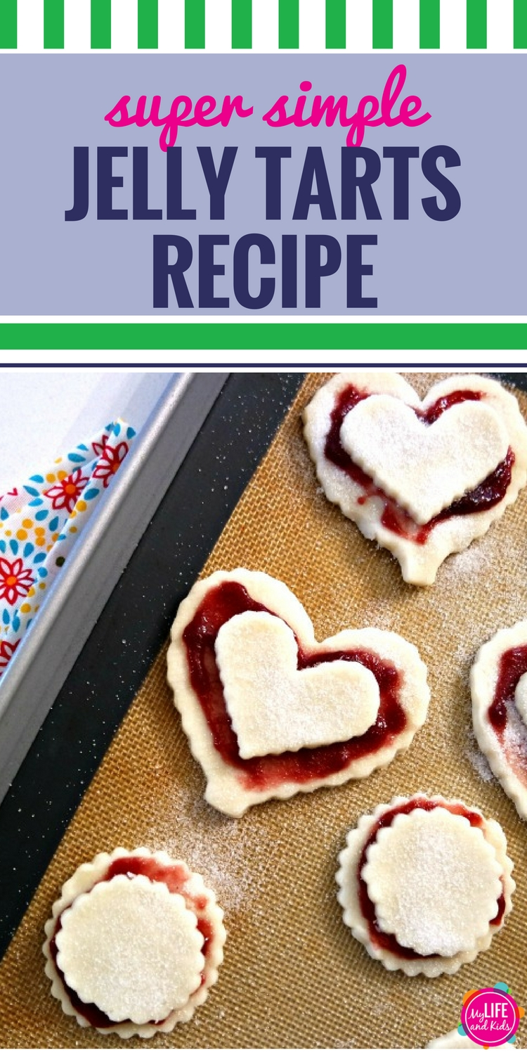Jelly Tarts Recipe Pin