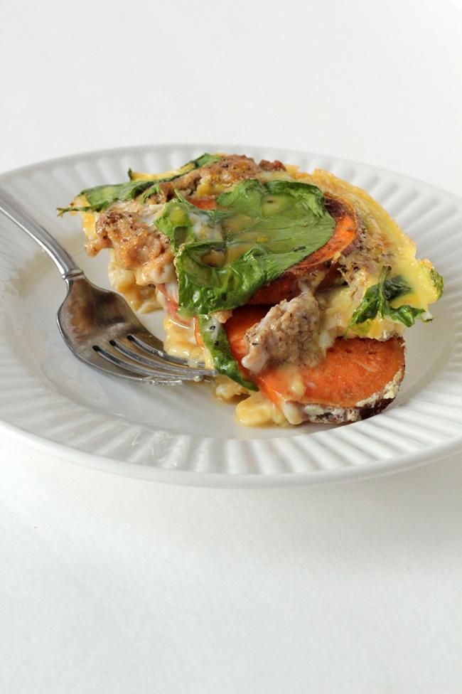 Paleo Breakfast Casserole copy
