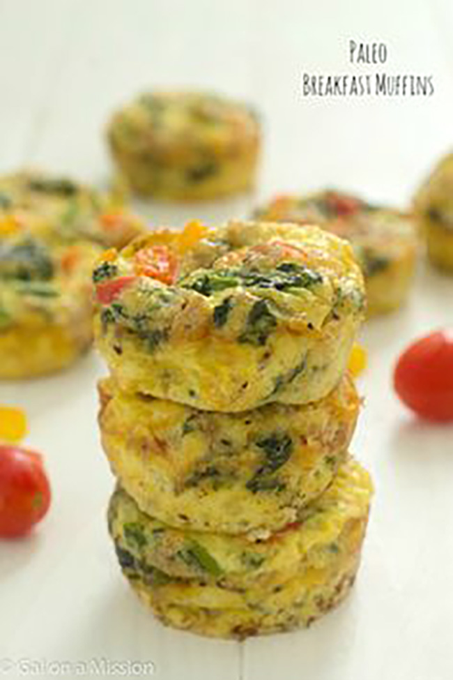 Paleo Breakfast Muffins copy