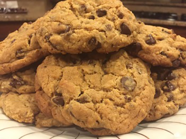 Homemade Chocolate Chip Recipe Kitchen Cafe Diner