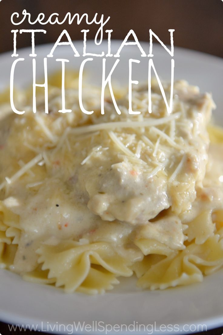 creamy-italian-chicken