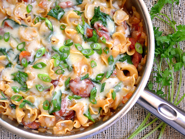 creamy-spinach-sausage-pasta-2