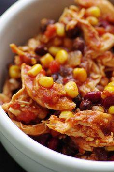 crockpot-chicken-taco-chili