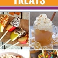 Fall is here, and we're sharing some fun DIY fall snacks and treats that are easy and delicious. Whether you're hosting a Halloween party, a fall sleepover or just looking to make a fun fall treat, you're in the right place. These easy ideas are perfect for kids, parties or just a night at home. Enjoy.
