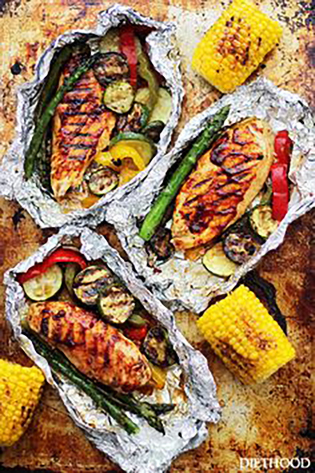 grilled-barbeque-chicken-and-vegetables-in-foil-copy