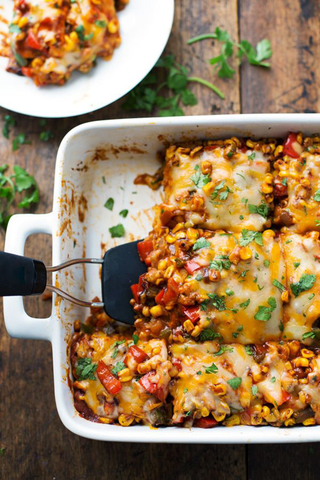healthy-mexican-casserole-with-roasted-corn-and-peppers-copy