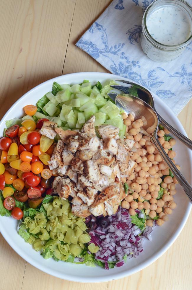 quinoa and cranberry salad recipes