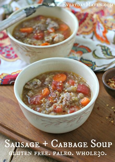 sausage-cabbage-soup