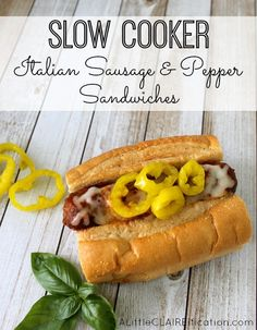 slow-cooker-italian-sausage-and-peppers-sandwich