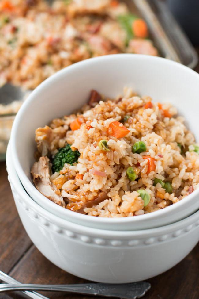 teriyaki-chicken-casserole