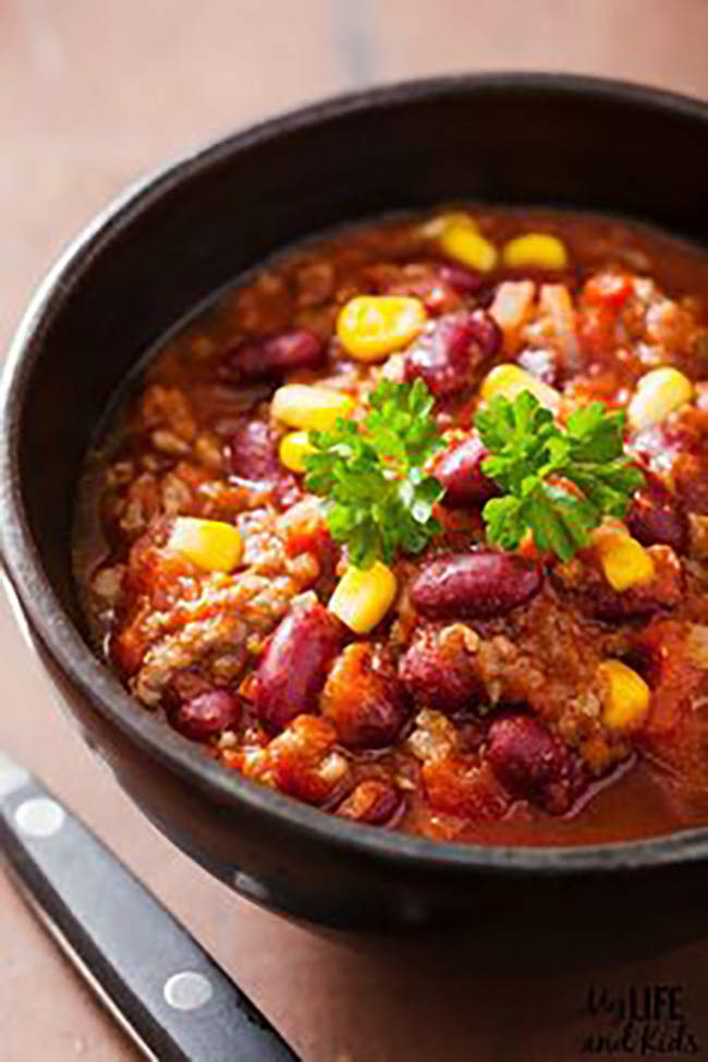 Vegan Chili Recipe Crock Pot