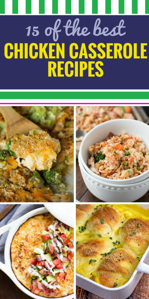 chicken-casserole-recipes