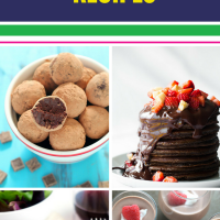 15 Chocolate Recipes. Whether your favorite is chocolate cake, chocolate bars, chocolate chips or chocolate pie, we've got you covered with these 15 decadent chocolate recipes. We even found a way for you to eat chocolate for dinner. (And don't miss the healthy option too.)