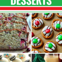 15 Christmas Dessert Recipes. From apple cake to peppermint ice cream, your family will love these after dinner Christmas dessert recipes. Or wow your friends at your next party.