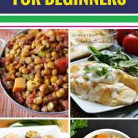 15 Easy Recipes for Beginners. Even if you're just starting out in the kitchen, these dinner, dessert and snack ideas will make your food taste like you're an expert.