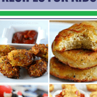15 Healthy Dinner Recipes for Kids. Satisfy the entire family with these 15 delicious meal ideas you'll feel great about serving. There are even some for your crockpot.