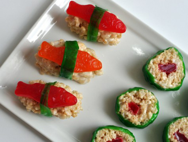 sushi-rice-krispie-treats