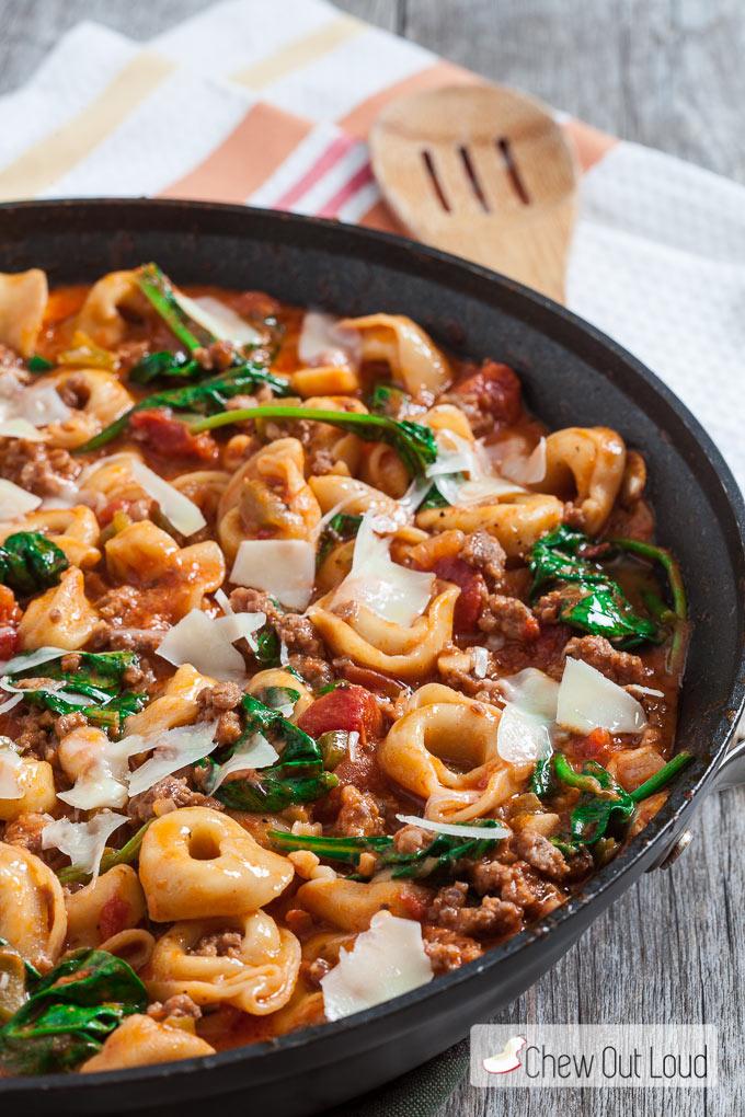 20-minute-skillet-tuscan-tortellini
