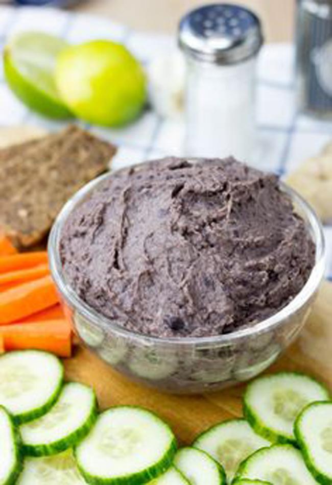 black-bean-lime-dip