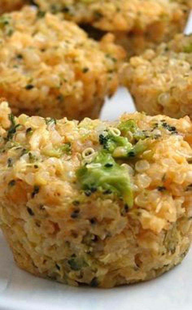 broccoli-cheddar-quinoa-bites