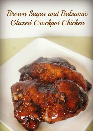 brown-sugar-and-balsamic-glazed-crockpot-chicken
