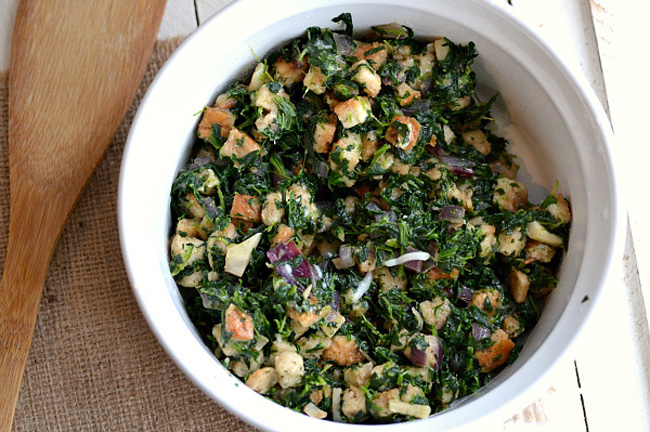 cheesy-spinach-stuffing