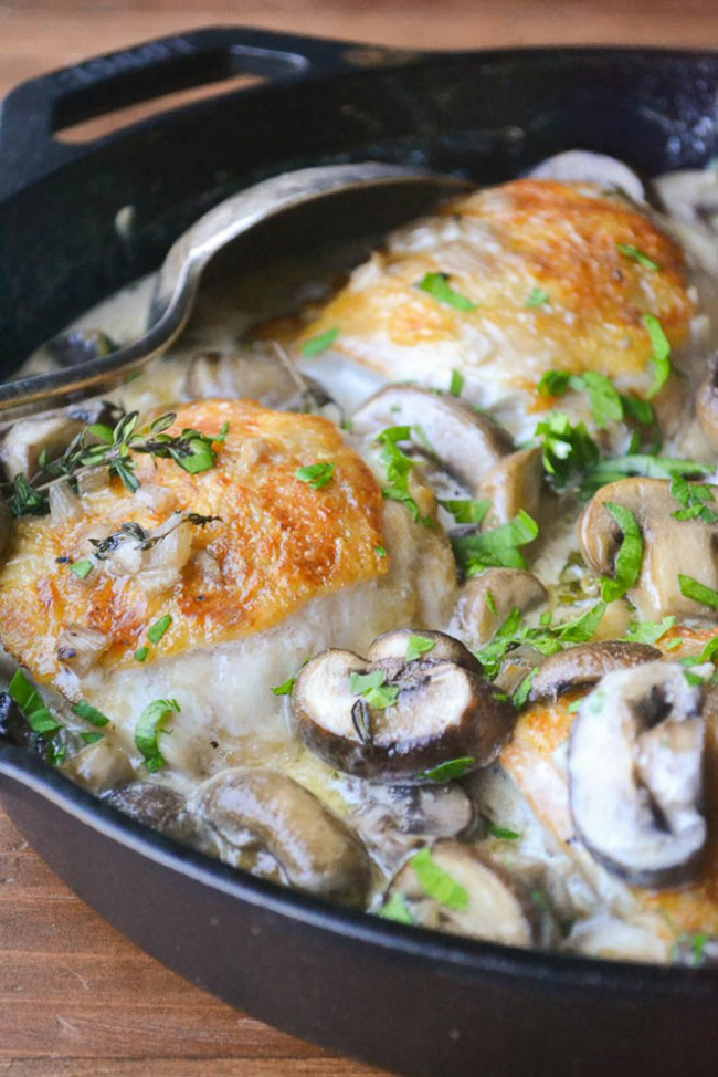 Chicken Marsala Recipe Food Network Giada