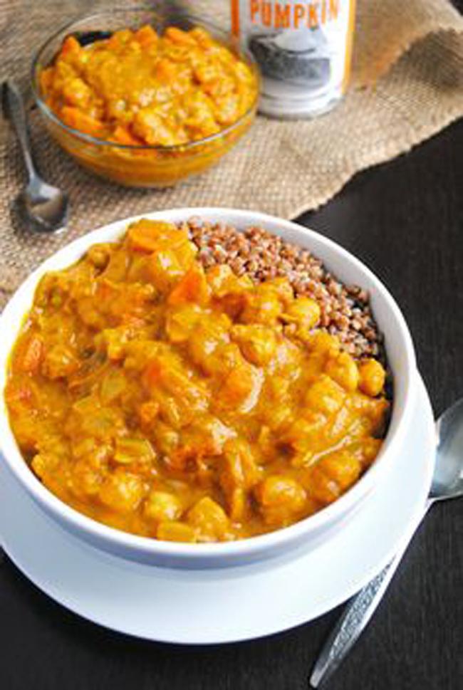 chickpea-pumpkin-coconut-curry
