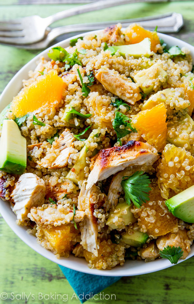 citrus-chicken-quinoa-salad