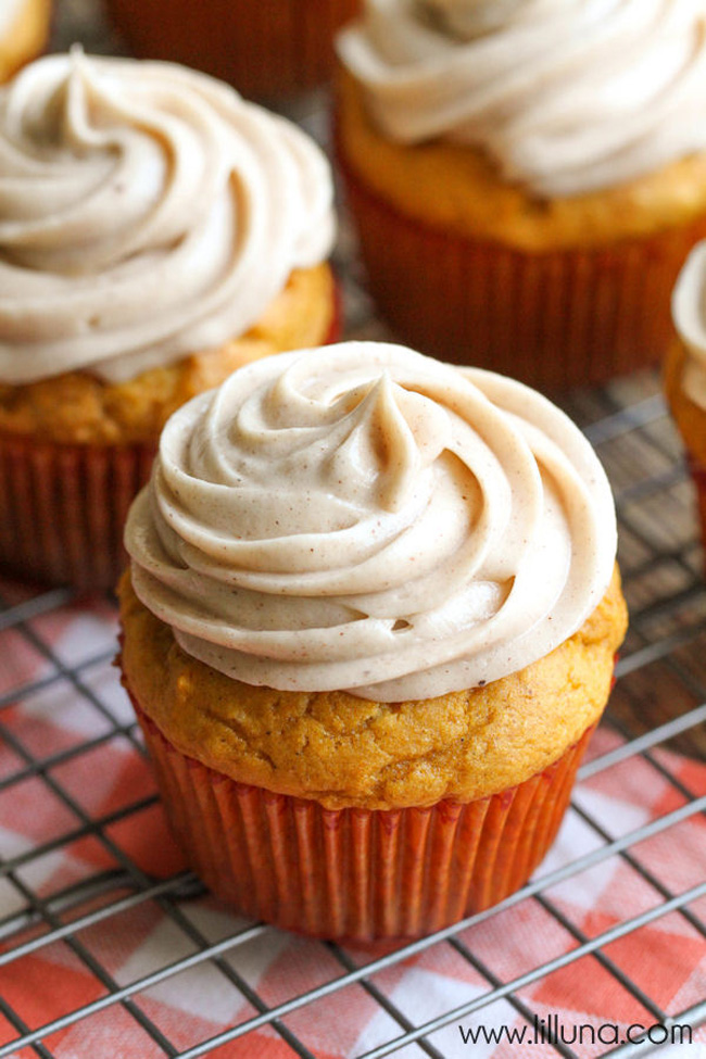 easy-pumpkin-cupcakes