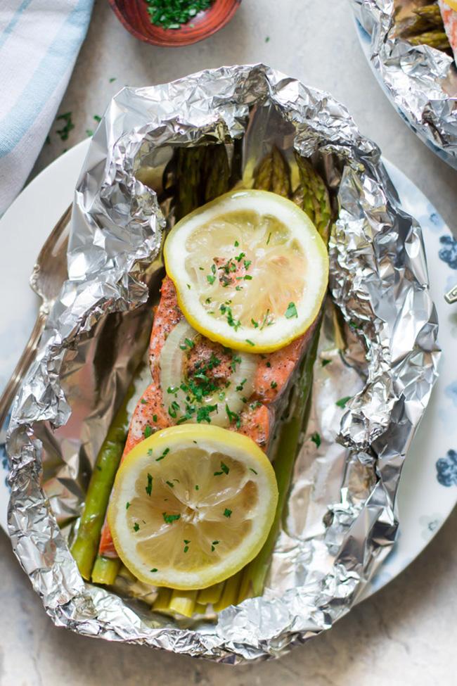 foil-baked-salmon