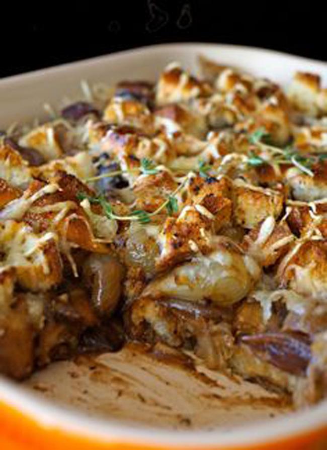 french-onion-mushroom-casserole