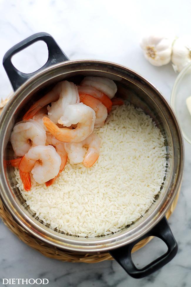 garlic-butter-shrimp-rice