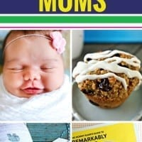 These unique gift ideas for new moms are the perfect items to create a mommy survival kit or care package. For new or seasoned mothers, these fun and awesome gift ideas are perfect for baby shower presents or to give when you're visiting the newborn baby for the first time.